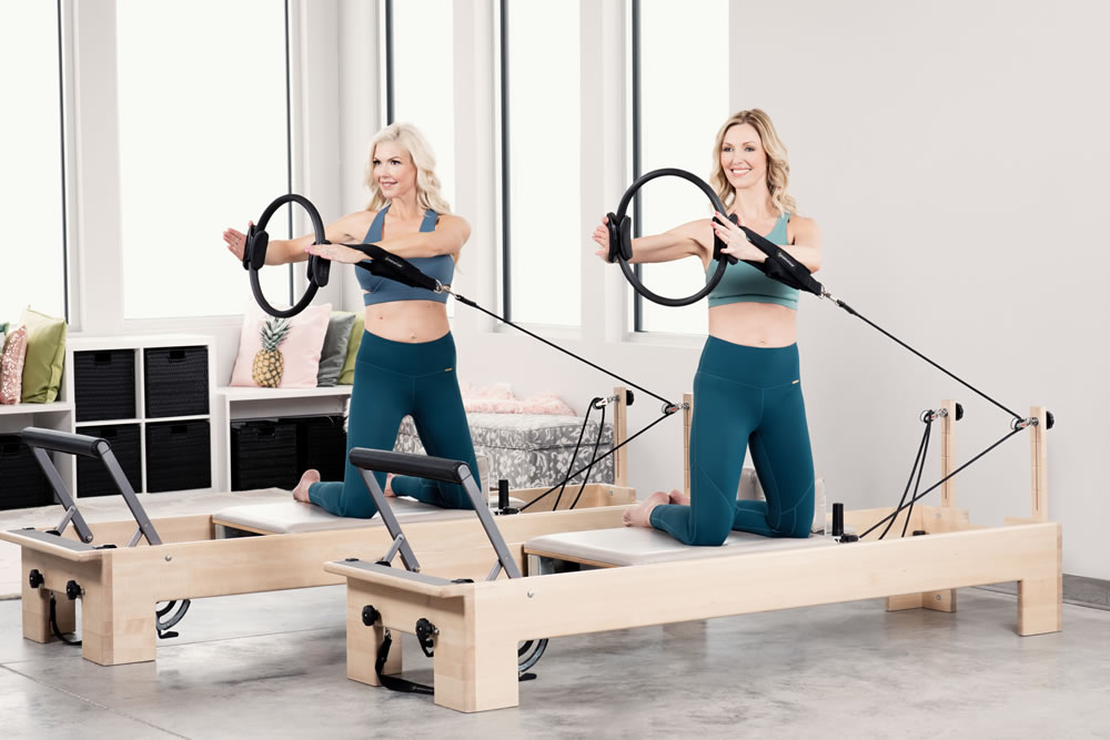 What are the best Reformer Pilates moves for a strong core?