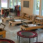 Pilates Studio After Covid Lockdown
