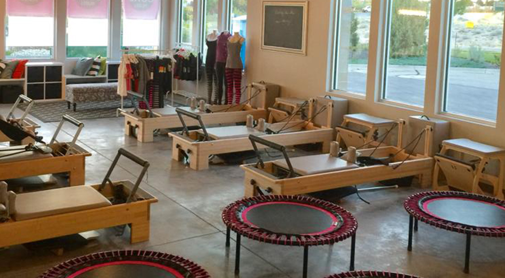 Pilates Studio After Covid Lockdown