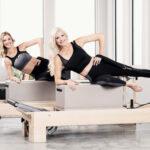 Tiffany & Korin In Michi Pilates Wear