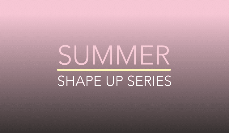 Dynamic Pilates TV Summer Shape Up Series