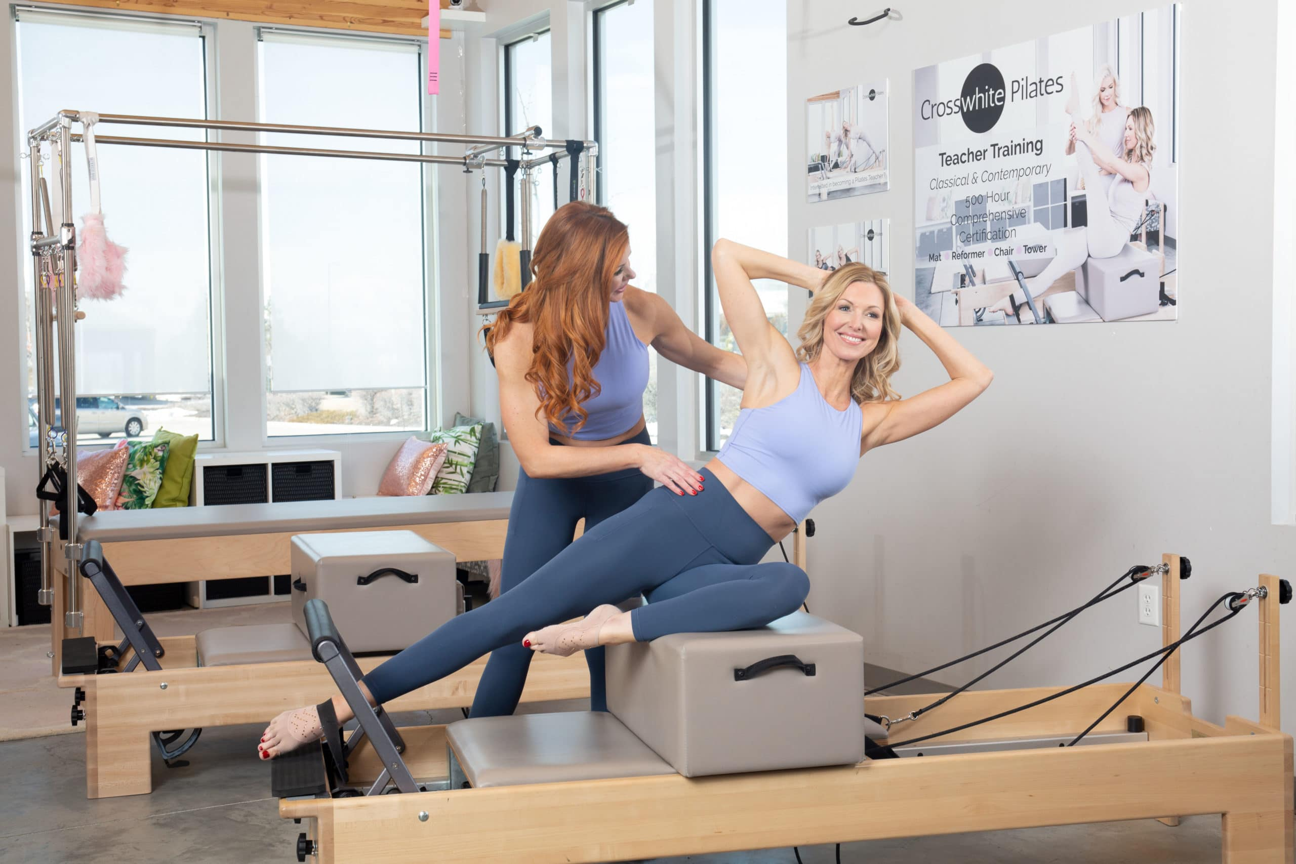 What to expect at your first reformer Pilates class